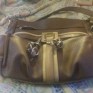 Rosetti purse over shoulder..cross body